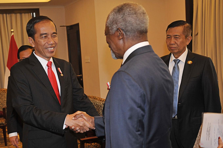 Former UN chief Kofi Annan has died: Foundation