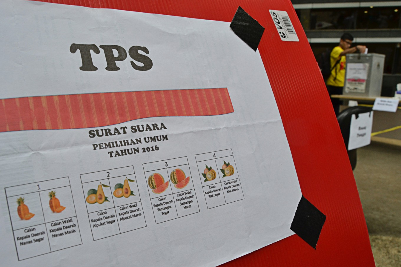 7.1 million people eligible to vote in 2017 Jakarta election, says commission