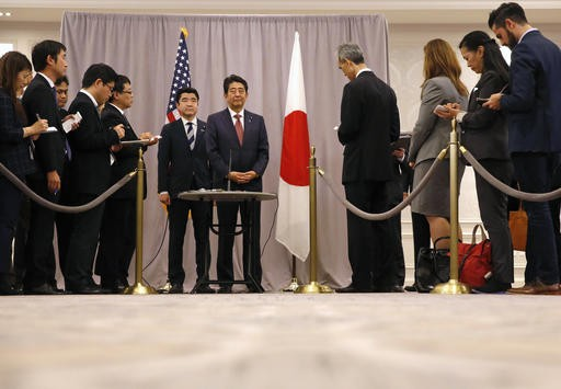 Japan ratifies Pacific trade pact that Trump plans to dump