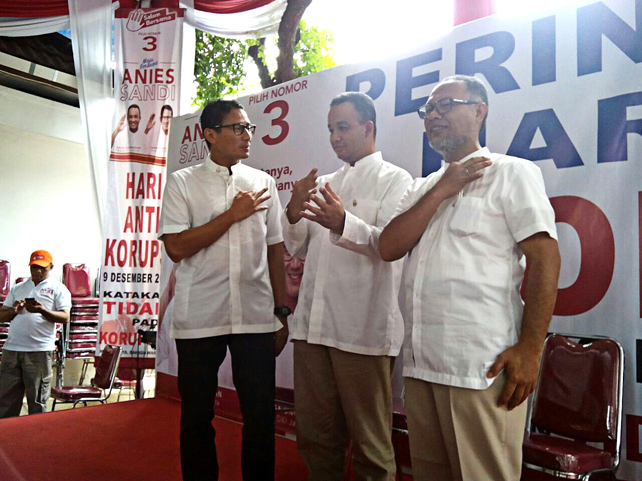 Anies appoints campaign team member to head anticorruption team