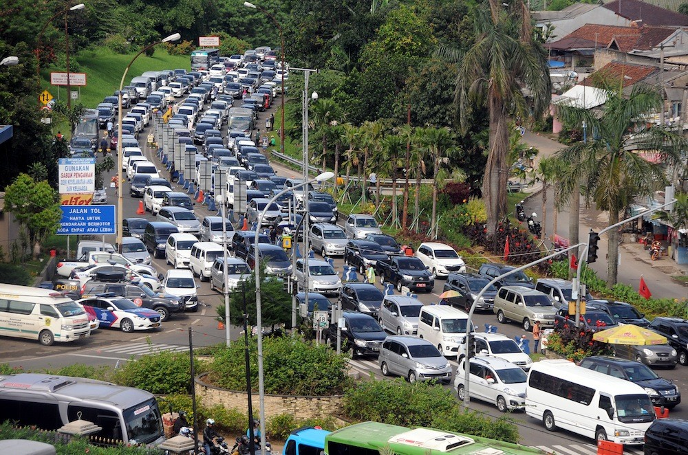 Thailand has world's most congested roads: Survey