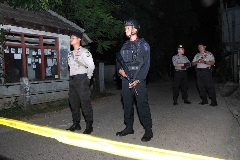 Police's counterterrorism squad foils plot to bomb State Palace
