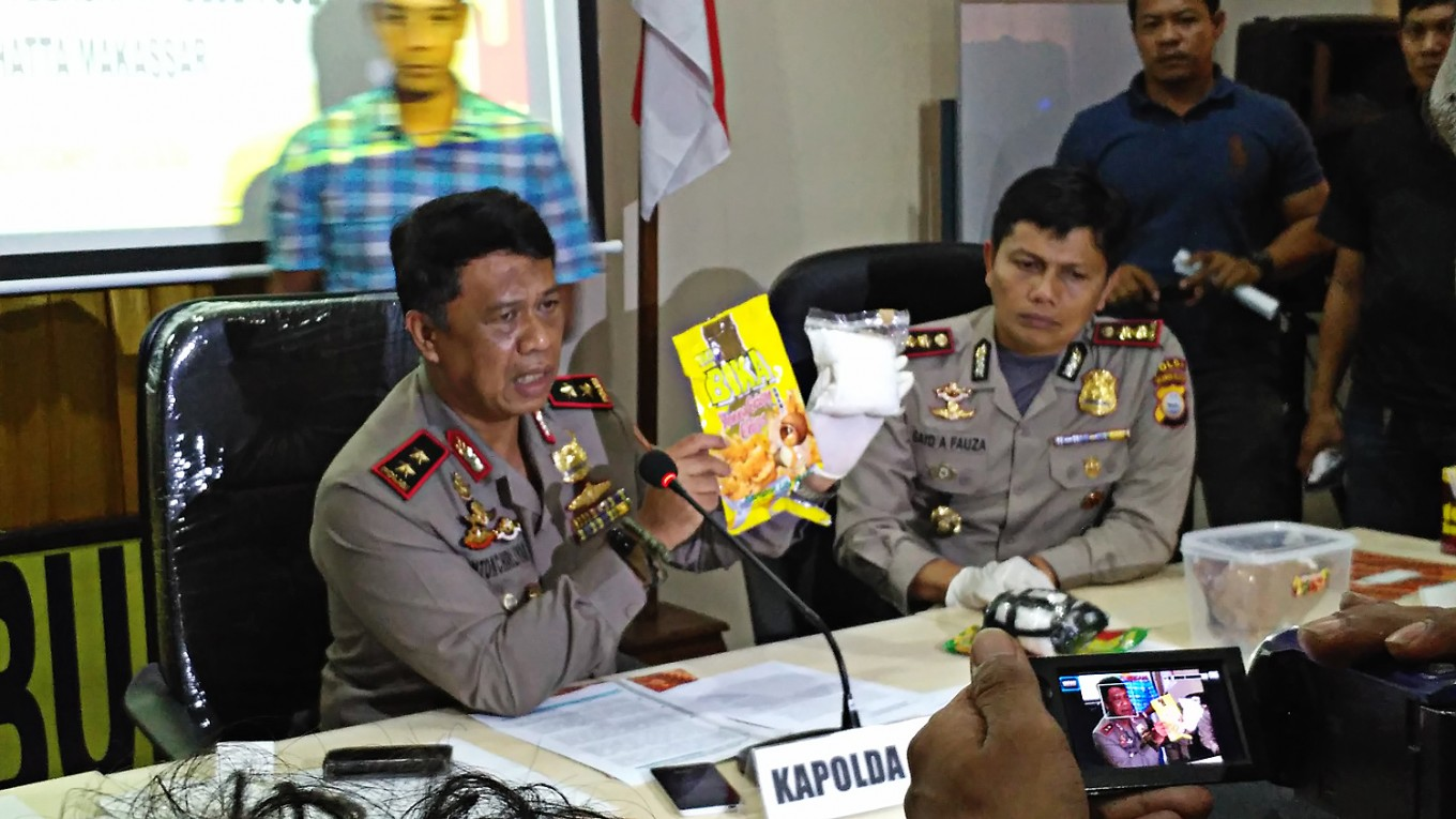 Tighter security needed to prevent drugs smuggling from N. Kalimantan: Police
