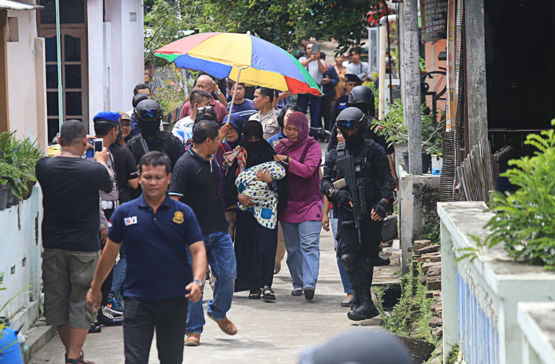 Image result for Indonesian Women Jihadists