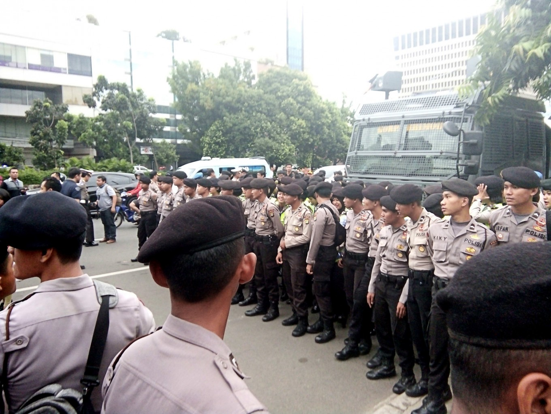 80 Lawyers To Accompany Ahok In Blasphemy Trial National The
