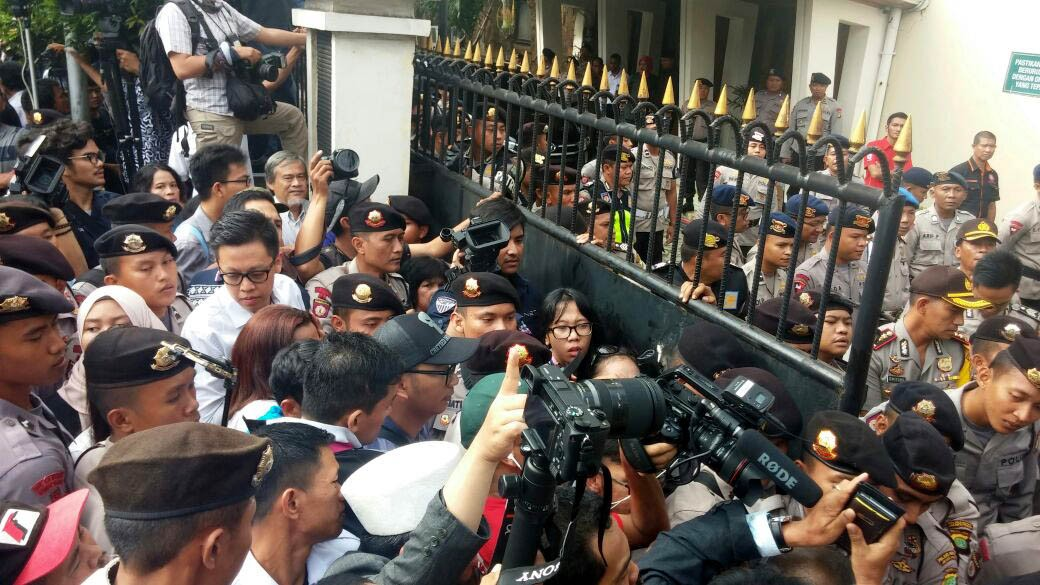 Orchestrated blasphemy case costing nation: Ahok