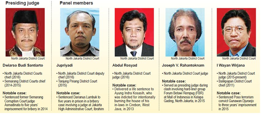 Records of mixed-faith judicial panel give hope of justice