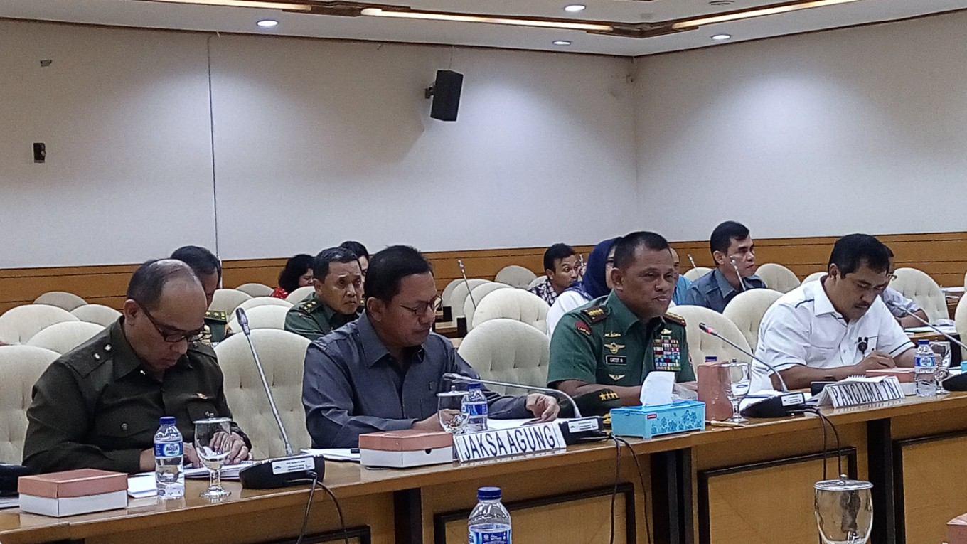 After 2024 is the best time for TNI personnel to exercise voting rights: Commander