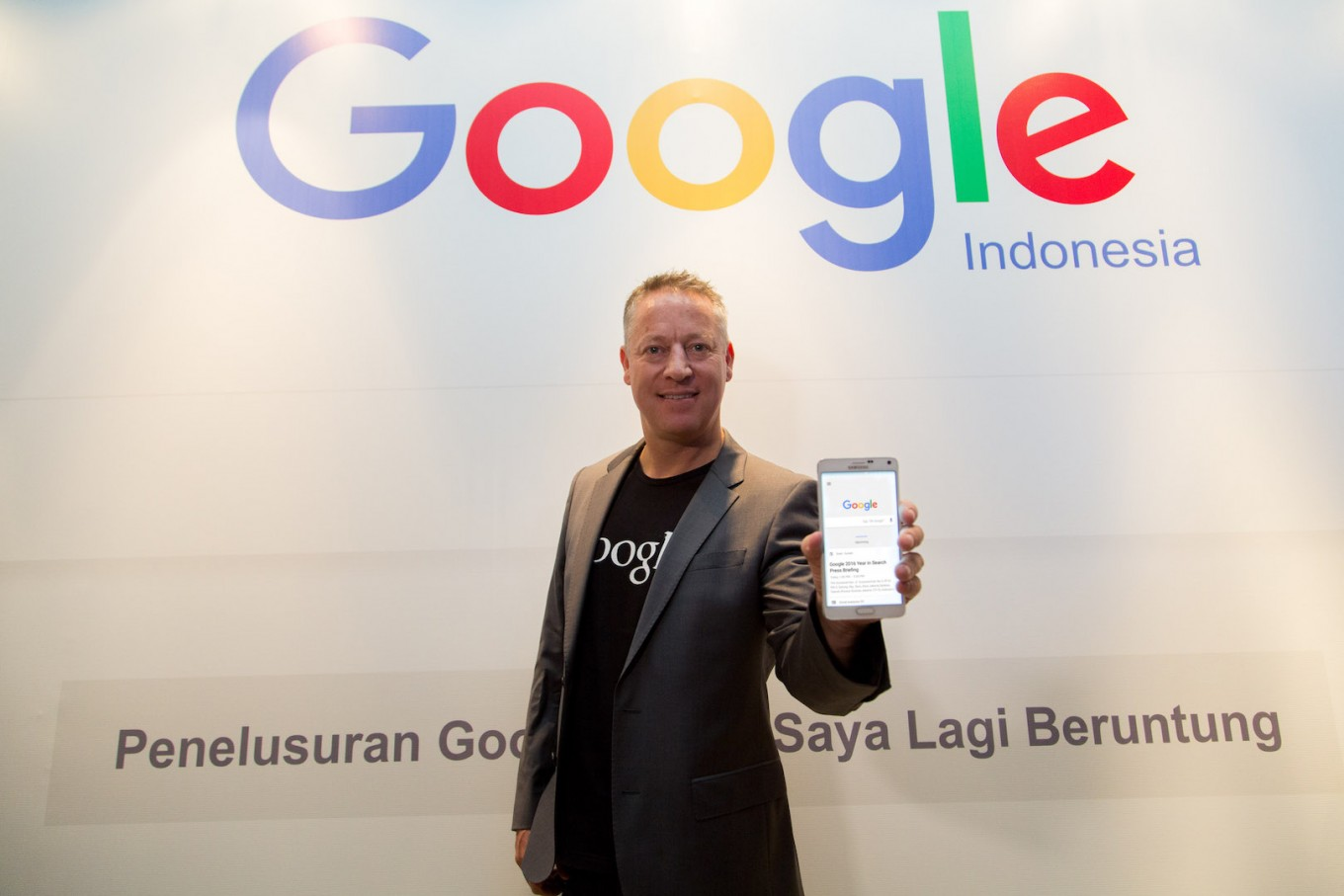 Indonesia challenges Google to disclose financial reports