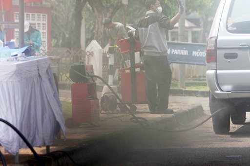 Jakarta unmoved by worsening air quality