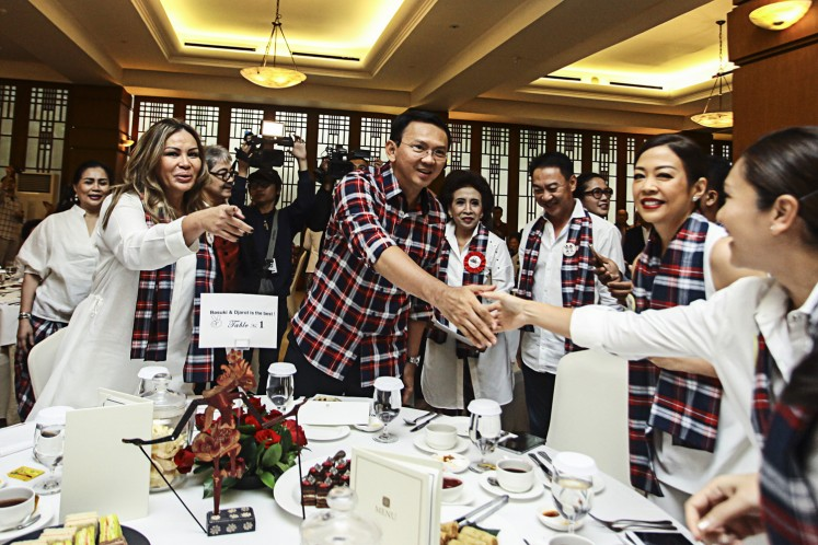 Ahok volunteers report KPU Jakarta head for ethics violations
