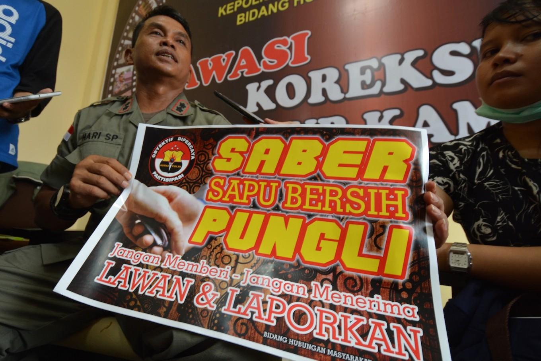 Why 'Saber Pungli' was Jokowi's greatest move