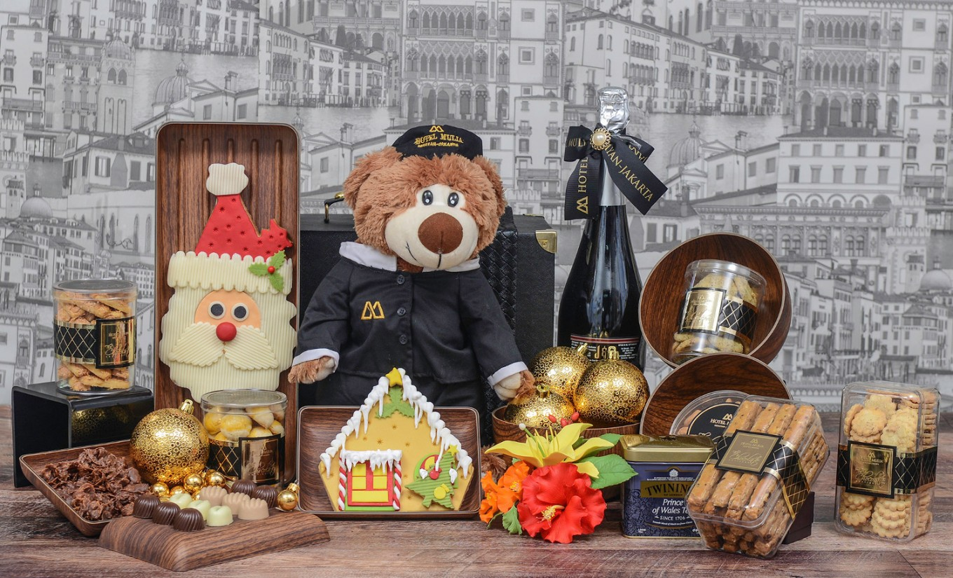 Where to get exquisite Christmas gift baskets in Jakarta - Lifestyle ...