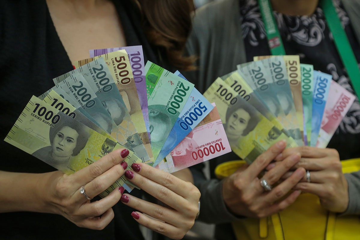 Enhanced security elements in new banknotes: Bank Indonesia