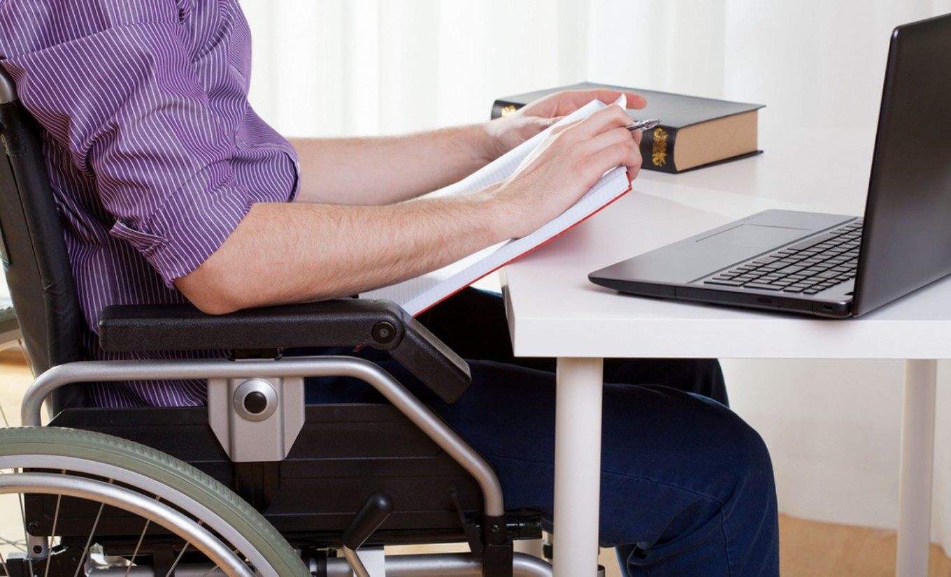 Give equal opportunities to citizens with disabilities