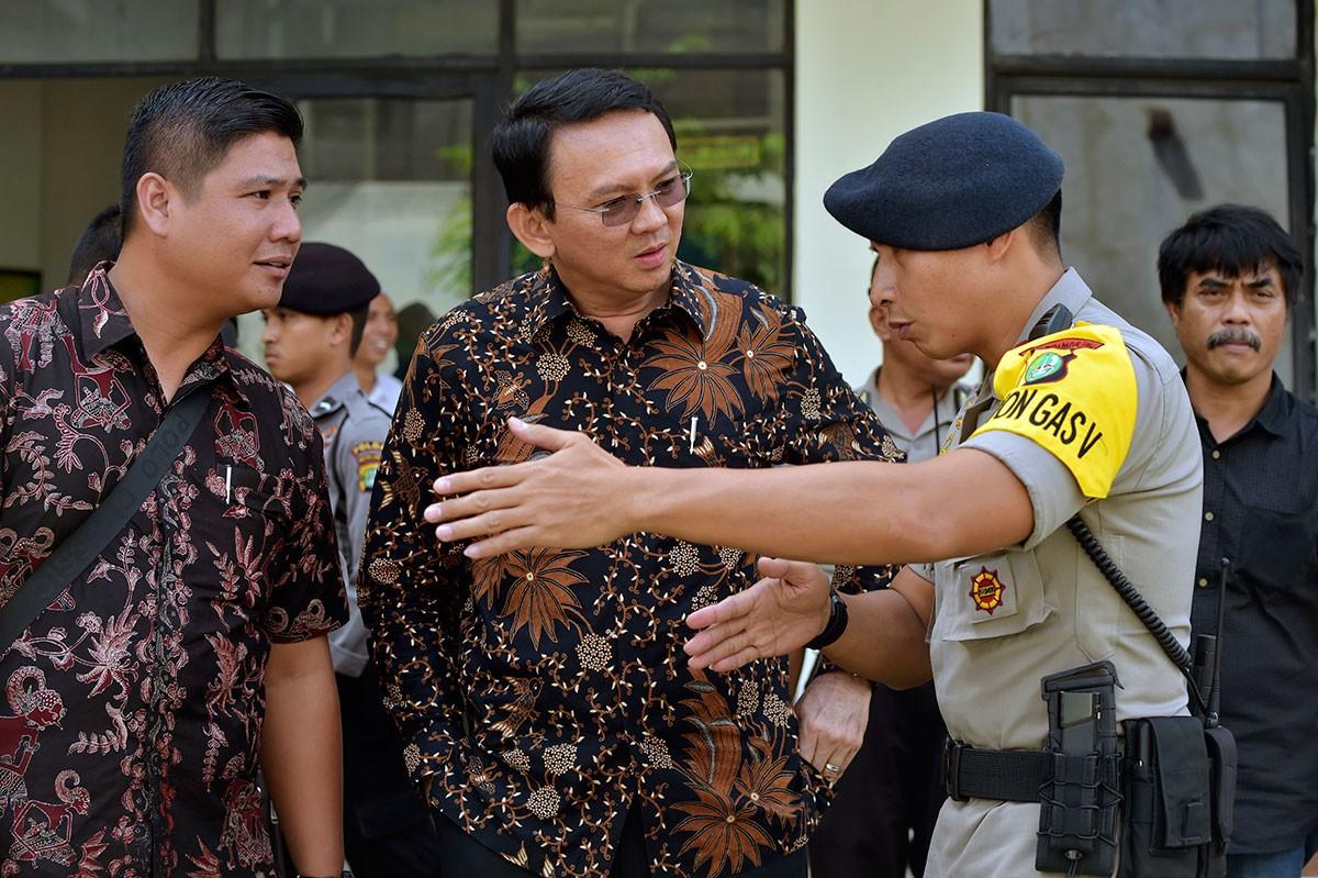 Prosecutors deny public pressure influencing Ahok's legal process