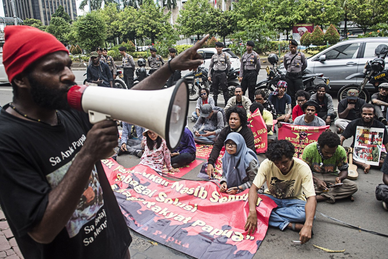 Rights groups decry violence against activists, civilians in Papua