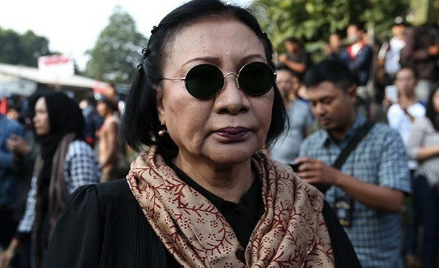 Ratna Sarumpaet granted conditional release after serving 15 months for spreading hoax
