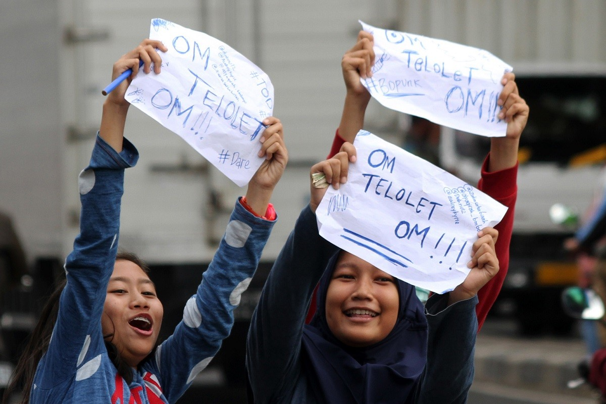 'Om Telolet Om' unsafe to do on public roads: Transportation Ministry