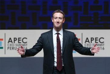 Reports: Mark Zuckerberg to visit Indonesia to discuss fake news