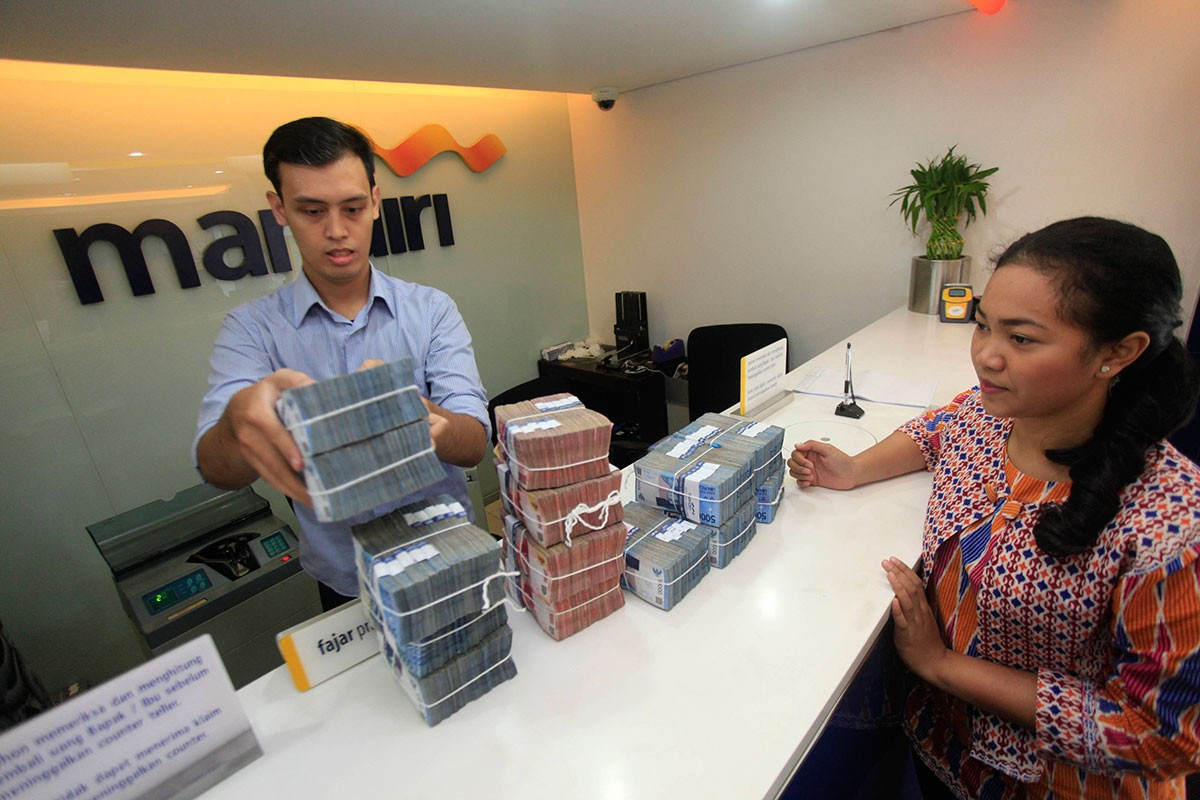 Mandiri rolls out Rp 165t for infrastructure