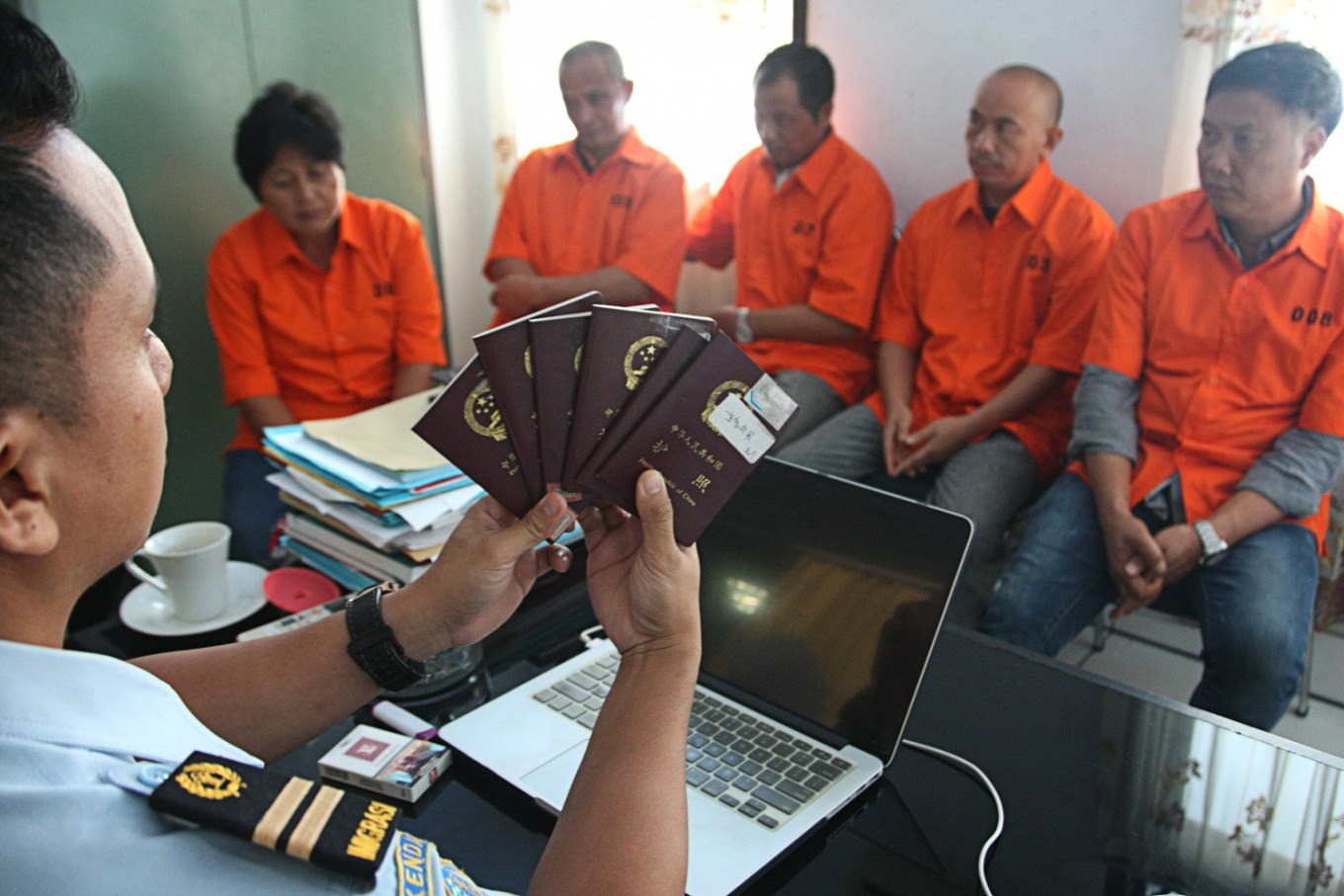 18 Chinese workers found breaching work permits in Bogor
