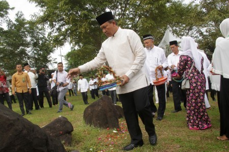 Aceh marks 12 anniversary of tsunami
