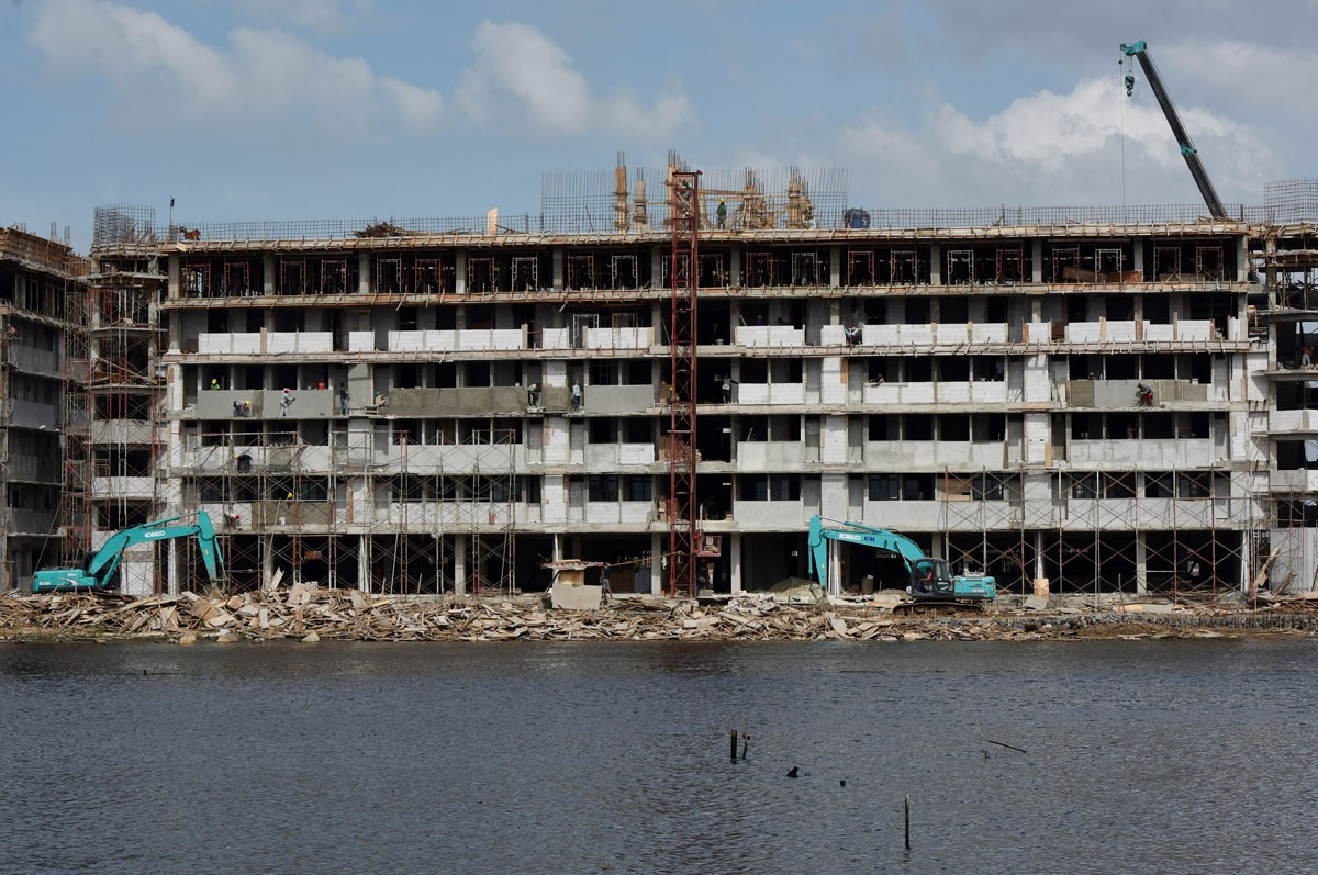 Jakarta to build 14,500 low-cost apartment units in five years