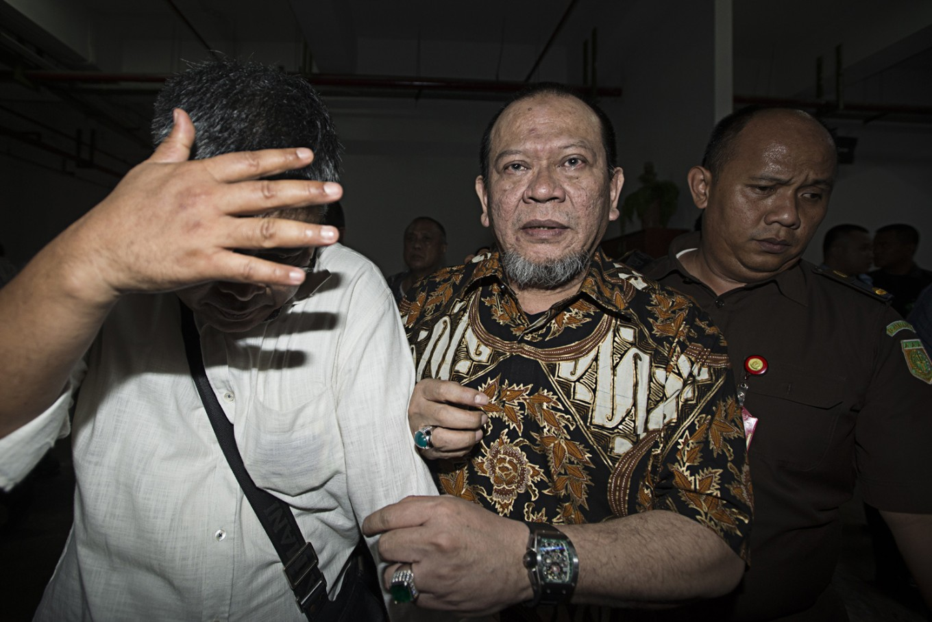 I'm sorry for spreading lies that Jokowi was a communist: La Nyalla