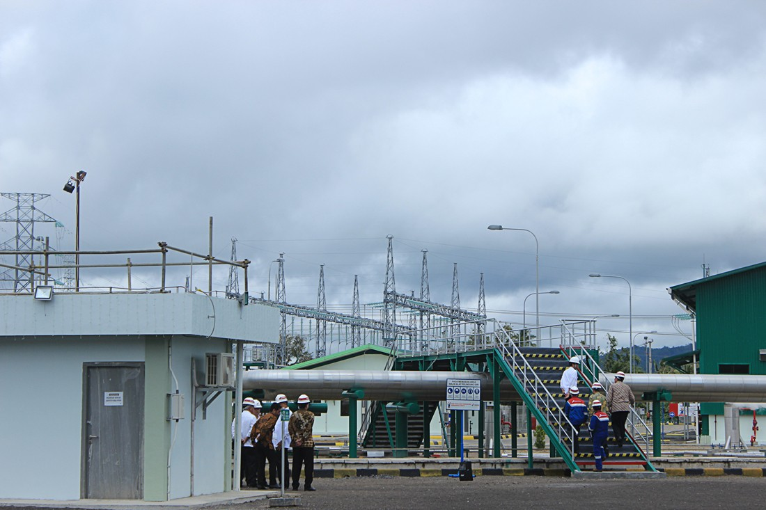 Geo Dipa Energi changes name