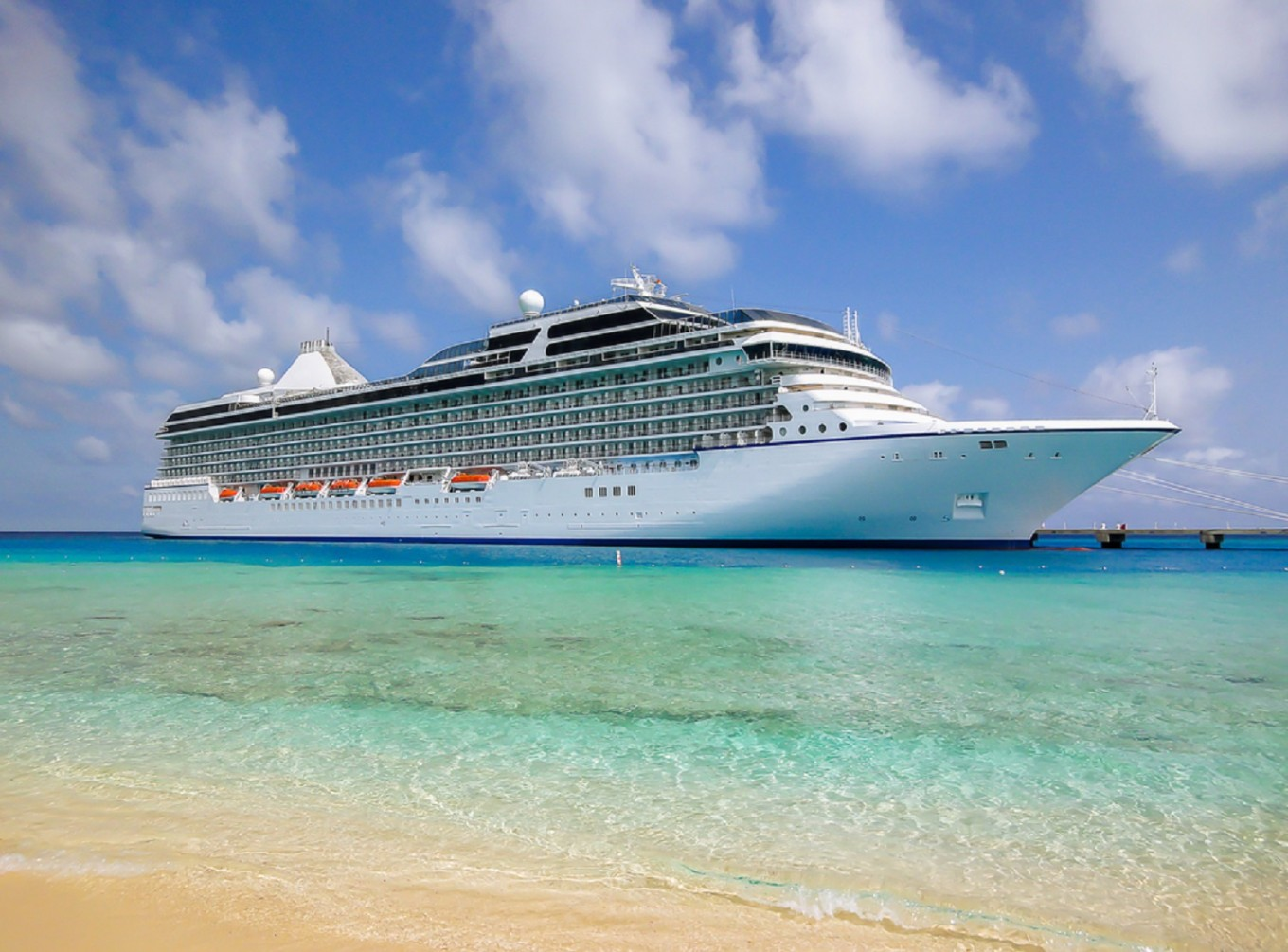 CEO Showers Employees With Lavish Caribbean Cruise Lifestyle - Cruise ship caribbean