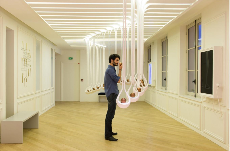 Visiting the luxurious but not elitist Le Grand Musee du Parfum in Paris