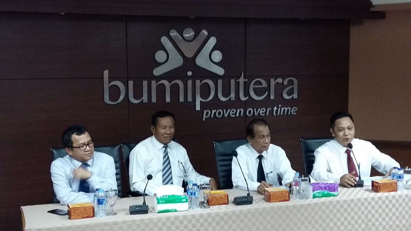 Tycoon to inject Rp 2t in fresh capital into ailing Bumiputera