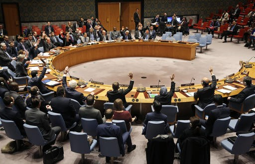 Russia urges UN Security Council to endorse Syria cease-fire