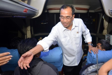 Minister apologizes for Citilink pilot incident
