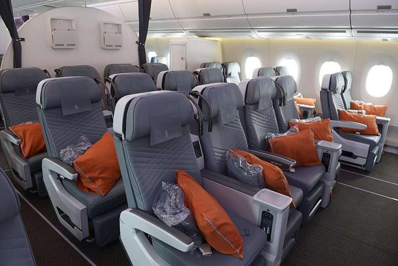 Image result for singapore airlines premium economy