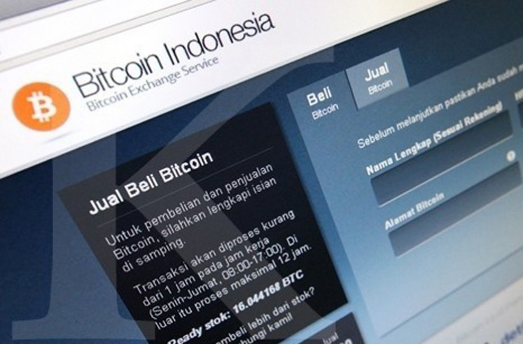 bitcoin indonesia/