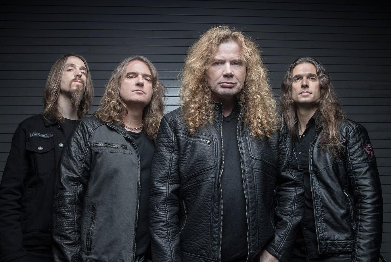 Megadeth to rock JogjaROCKarta in October