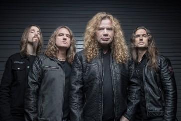 Megadeth invites Jokowi, Ganjar Pranowo to attend concert