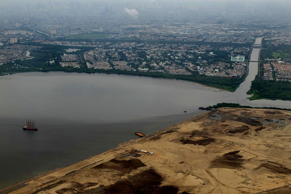 Pragmatic approach not answer to Jakarta's reclamation project
