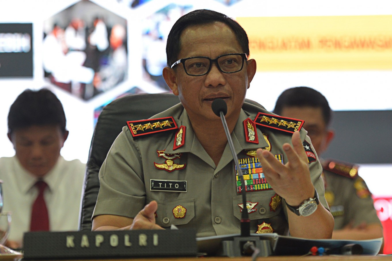 Capital punishment an effective way to combat drug dealers: Tito