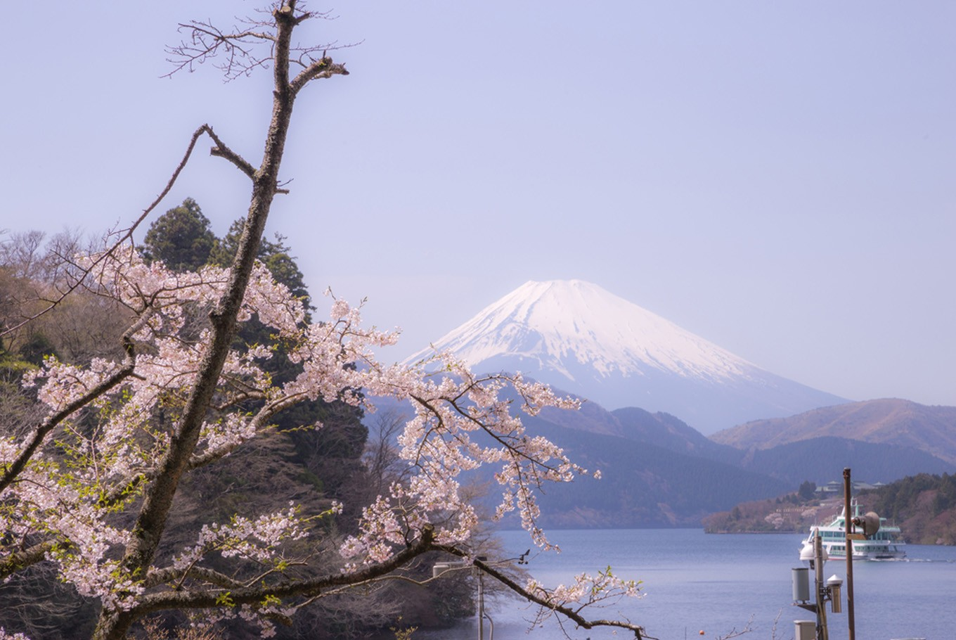 Hakone to add features for tourism revival