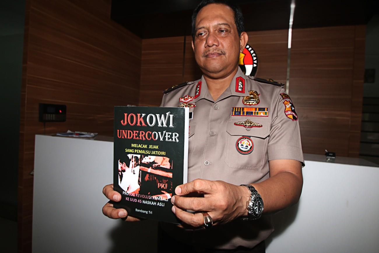 Arrest ofJokowi Undercover writer violates freedom of speech: Komnas HAM