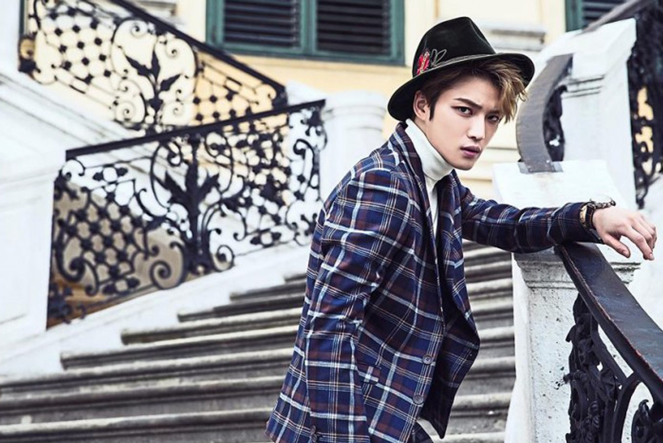 Kim Jae-joong to hold first concert in Jakarta in March