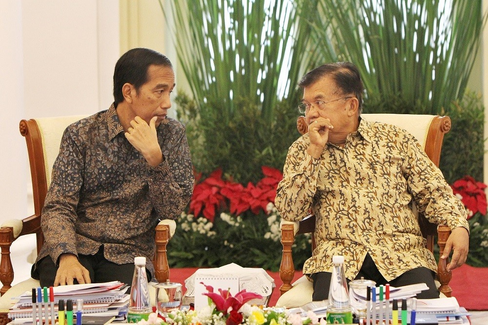 Jokowi pledges to close inequality gap in 2017
