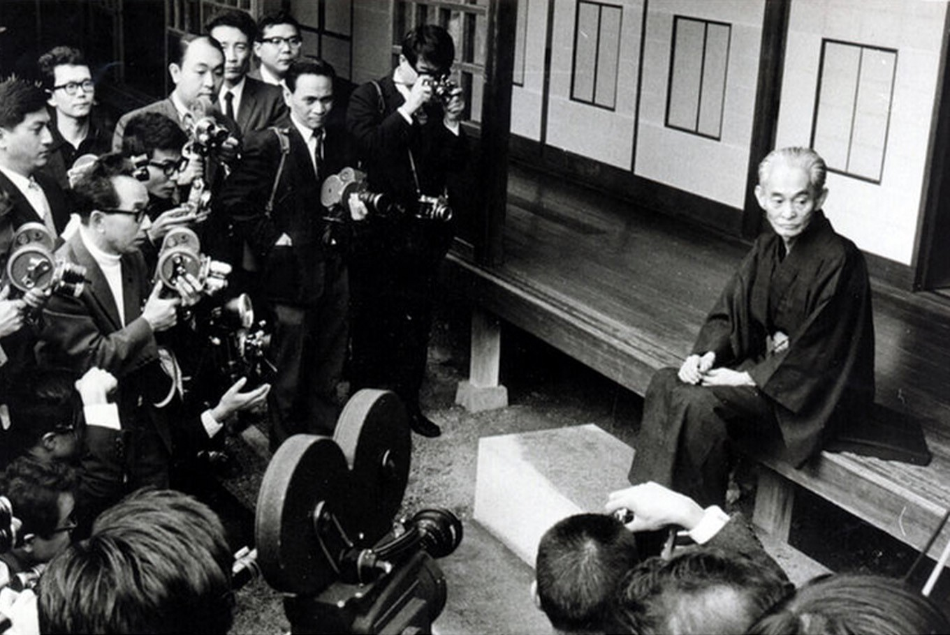 Kawabata first nominated for Nobel Prize in Literature in '66