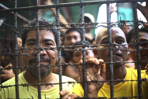 34 of 158 inmates recaptured after jailbreak in Philippines