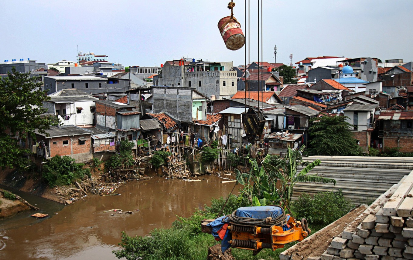 Forced evictions remain rampant in Jakarta: LBH Jakarta