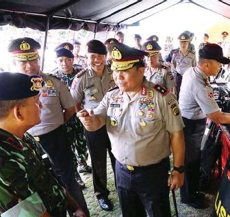 Bali police to combat drug abuse, terrorism