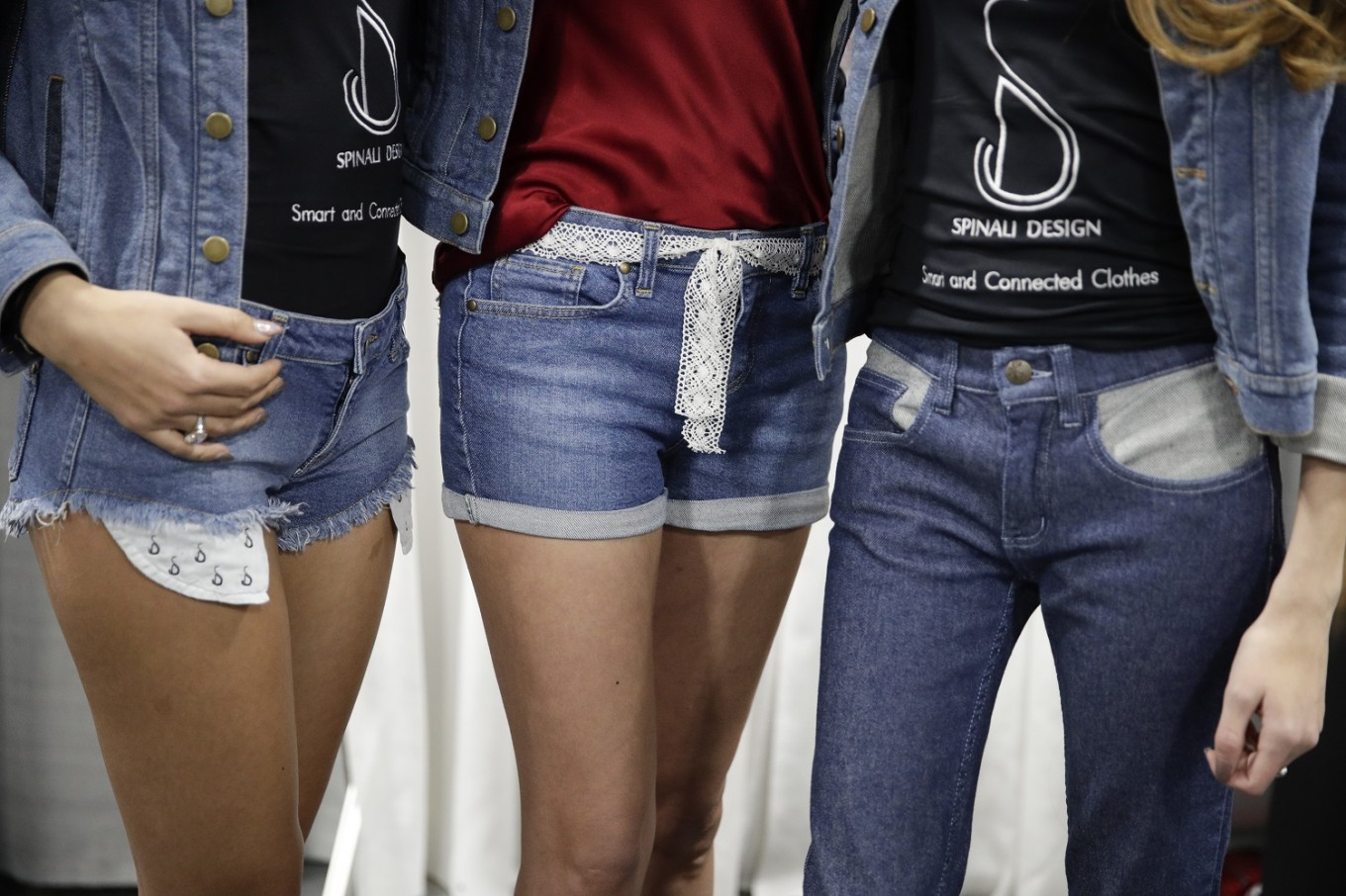 Jeans that give directions? Products get, um, 'smart' at CES
